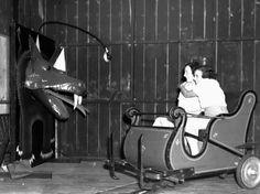 50s Funhouse Dark Ride