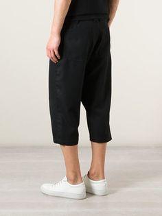 Men - Comme Des Garçons Shirt Three-Quarter Length Trousers - Henrik Vibskov boutique - Online Store