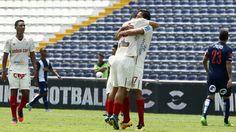 Club Universitario de Deportes 2 - Alianza Lima 1. Derrotados a domicilio. Abril 2016