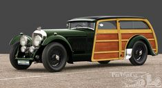 1930 Bentley Mk VI Shootingbrake Overmeer