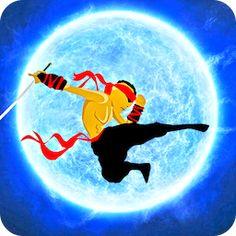 Ninja Run: Start a run and fighting revenge adventure. Fight with shadow stickmans to survive and revenge the dark world. Ninja Run: Shadow…