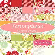 I love scrumptious! Moda scrumptious - Bonnie and Camille