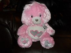 Care Bears 25th Anniversary Collector's Edition Love-A-Lot Bear with Tag in Dolls & Bears, Bears, Care Bears | eBay
