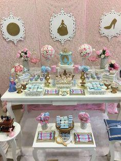 277 Best Cinderella Party Ideas Images In 2019 Cinderella Birthday