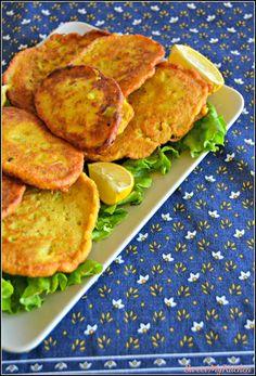 Sweet my Kitchen: Pataniscas de bacalhau