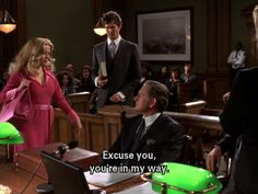 "You can't be afraid to fight for what you believe in. | Community Post: 25 Things ""Legally Blonde"" Taught Me About College Life"