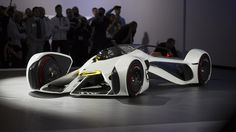 The weirdest, wildest concept cars of the Los Angeles Auto Show