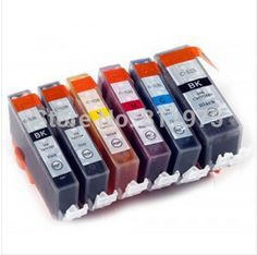 6 Color PGI 225 CLI 226 BK C M Y GY Compatible Ink Cartridge For Canon PIXMA MG6110 MG6120 MG6220 MG8120 MG8120B MG8220 Printer    Buy online 6 color PGI 225 CLI 226 BK C M Y GY compatible ink cartridge For canon PIXMA MG6110 MG6120 MG6220 MG8120 MG8120B MG8220 printer only US $24.00 US $22.80. This shopping online sellers provide the discount of finest and low cost which integrated super save shipping for 6 color PGI 225 CLI 226 BK C M Y GY compatible ink cartridge For canon PIXMA MG6110…