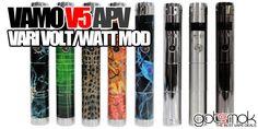 Vamo v5 Vari-Volt/Watt Mod $25.00 | GOTSMOK.COM