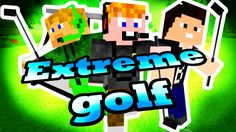 Minecraft - Extreme Golf [A PASSZÁTSZÉL!] Minecraft, Golf, Logos, Logo, Turtleneck