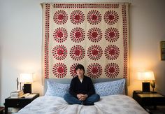 Don't Tell Ken Burns Quilts Are Quaint - The New York Times