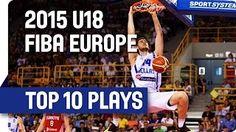 top 10 joueurs 2015 u18 championnat d'Europe des hommes - http://www.newstube.fr/top-10-joueurs-2015-u18-championnat-deurope-des-hommes/ #ChampionnatD'Europe, #U18, #U18Championnat