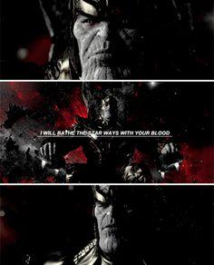 Thanos #marvel