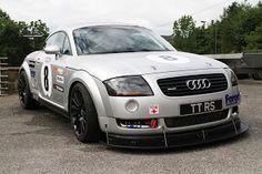 Audi TT Race Car – no expense spared cost over to build! Sport Cars, Race Cars, Tt Tuning, Audi Tt, Mk1, Future Car, Racing, Vehicles, Addiction