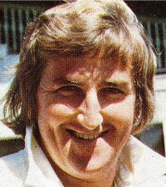 """267-Gary """"Gus"""" John Gilmour played in 15 Tests from 1973 to 1977. His Test debut consisted of 52 runs and 4 for 75 in a win over New Zealand at the MCG. He was on the 1975 England tour which included the inaugural World Cup. He played 5 of the 6 Tests against the West Indies, topping the bowling averages. He played World Series Cricket with varying success. He was said to combine """"talented hitting with penetrative left-arm swing bowling and strong slip catching""""."""