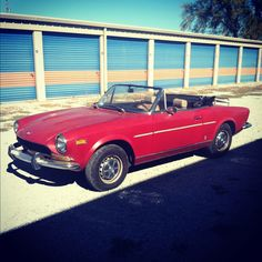 1974 Fiat Spider - mine was burgundy Fiat Spider, Engin, First Car, It's Amazing, Dieselpunk, Get One, 10 Years, Bella, My Dream