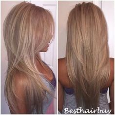 Long and soft hair can add you more confidence, happiness and charming! Just come to #Besthairbuy and get the hair extension quickly!