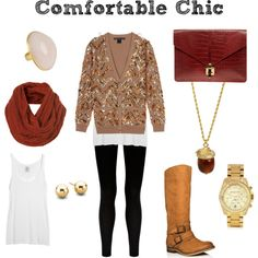 Comfortable Chic