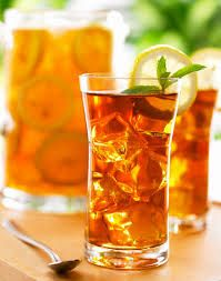 Nothing like a cold glass of sweet tea...