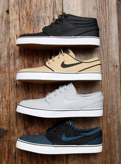 mens_fashion - Nike SB Zoom Stefan Janoski SB Skate Shoes @ Tactics com Mode Shoes, Sneakers Mode, Men's Shoes, Nike Sneakers, Nike Shoes Men, Sneakers Design, Nike Footwear, Shoes 2016, Prom Shoes