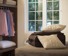 Vista interior de una habitación en Hoteles Extended Suites