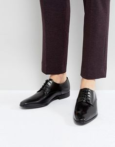 0b2827d46aa949 Zign Leather Lace Up Derby Shoes at asos.com. Discover Fashion Online