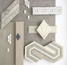 Just a beautiful mood board from featuring gorgeous natural tones and our cool Urban Layer Collection (bottom right). Material Board, Design Palette, Interior Design Boards, Budget Bathroom, Remodel Bathroom, Bathroom Ideas, Decorative Tile, Texture, Tile Design