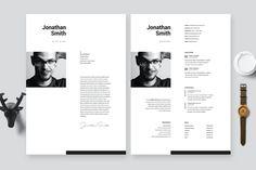 Cv Template Word, Modern Resume Template, Resume Template Free, Free Resume, Basic Resume, Simple Resume, Resume Cv, Visual Resume, Professional Resume