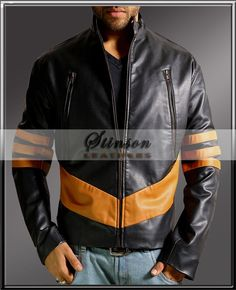 X-Men Origins Wolverine Movie Leather Jacket is one of the best movie jacket and celebrity jacket in public. There are so many celebrity jackets but the X-Men movie  leather jacket is different from others its...