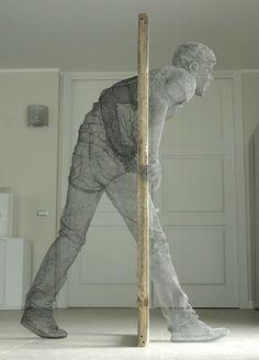 Sculptures by Edoardo Tresoldi: 55a9d2da33cd7b0c3675def1dd3bfea0.jpg