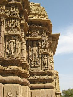 Modhera Temple, Gujarat, India. King Bhimdev of the Solanki dynasty built and dedicated it to the Hindu Sun-God, Surya, in 1026 CE. The Solankis were believed to be Surya's descendants, and the temple was designed so that the first rays of the sun fell on an image of the Sun God at the diurnal equinoxes.