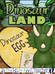 Dinosaurs Activity Pack This Dinosaur pack is the perfect addition to your dinosaur theme. These activities will ensure that all of your little learners are activity engaged! $