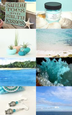 Somewhere Beyond the Sea by Carrie Smotherman on Etsy--Pinned with TreasuryPin.com