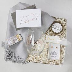 Bridesmaid Gift Box No. 1