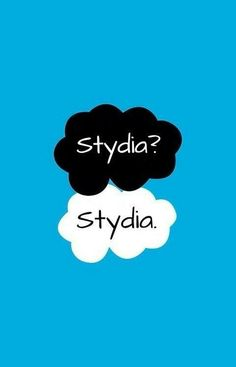 Stydia of course YES !