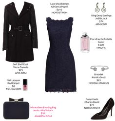 My weekly outfit - https://mystylit.com.  love the dress!!!