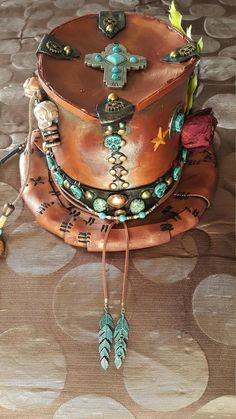 1694f8cd14b6f 295 Best Steampunk hats images in 2019