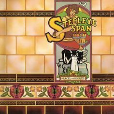 """Parcel of Rogues is an album by the Electric folk band Steeleye Span their studio album Misty Moisty Morning"""" (Traditional) -- Folk Bands, Rock Album Covers, Rock Concert, Blues Rock, Music Covers, Folk Music, Concert Posters, Music Stuff, Rogues"""