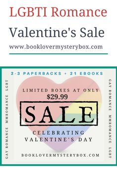 The March box is on sale! So many books and a giveaway! Order yours now! #gayromance #mmromance #loveislove #amreading