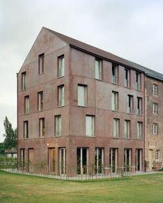 Verbouwing van een molencomplex in aarschot b 10 336x420
