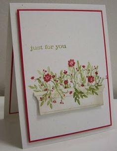 Stamping avec Loll: Ensemble de cartes de la boîte à fleurs de printemps