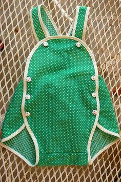 baby jumper pattern. very retro by aisha