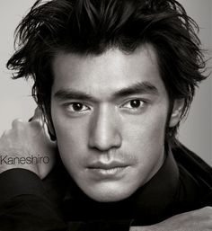 What's there not to love about Takeshi Kaneshiro