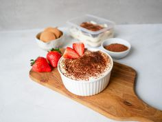 Healthy Sweets, Tiramisu, Eat, Cooking, Fitness, Food, Kitchen, Essen, Clean Eating Sweets