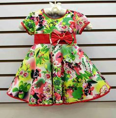 http://www.aliexpress.com/store/group/0-3Y-baby-dress/621900_251275078/2.html 2013 summer new 100% cotton colorful short sleeve girls' party Dresses Baby-girls toddler Sundress clothing sets 1y-5ys