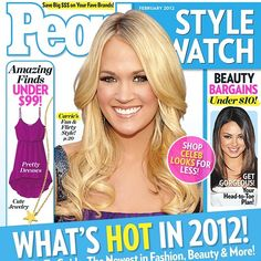 People Style Watch Magazine on Pinterest