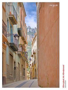 Monistrol de Montserrat (Barcelona) | por josé gracia gonzález