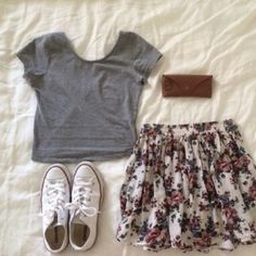 Fun Spring Outfit