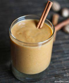 Pumpkin Spice #Smoothie. Yummy!!