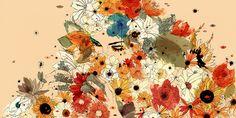 Conrad Roset un gran descobriment! Gustav Klimt, Collages, Pastel, Illustrations, Fine Art, Outsider Art, Mixed Media Art, Fashion Art, Muse
